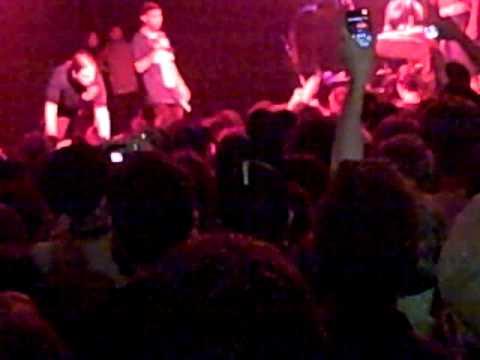 2a5915645edc Odd Future VS. Detroit Fight Ends Show at Majestic 5.16.11 - YouTube