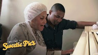 Miss Robbie Remembers Her Grandson Andre | Welcome to Sweetie Pie's | Oprah Winfrey Network
