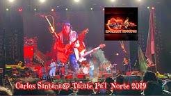 Carlos Santana @Tecate Pa'l Norte 2019-Escenario Tecate Light -Monterrey NL 3 23 19