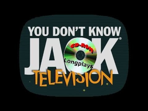 You Don't Know Jack Television (CD-ROM Longplay #28)