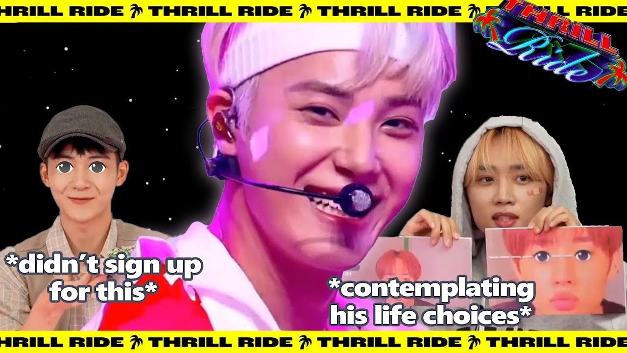 A Summary of THE BOYZ's Thrill Ride Era (Part 2)