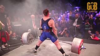 Dmitry Nasonov 380kg, bw 80,35kg NEW ALLTIME