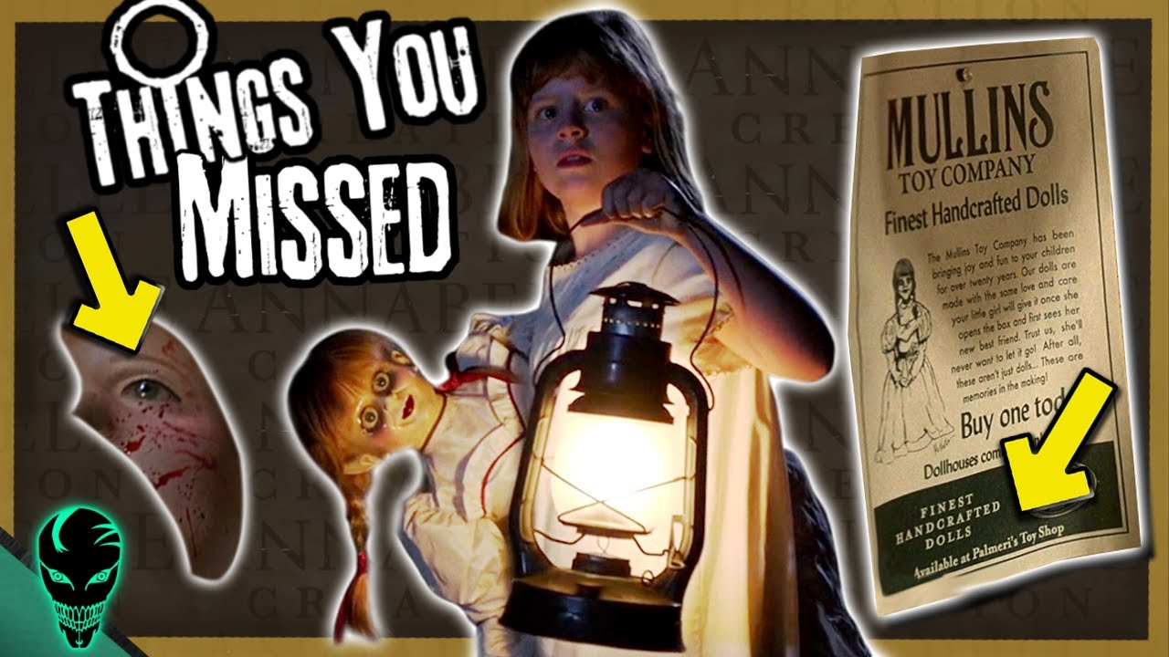 Download 31 Things You Missed in Annabelle: Creation (2017)