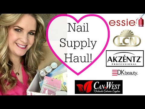 Nail Supply Haul!