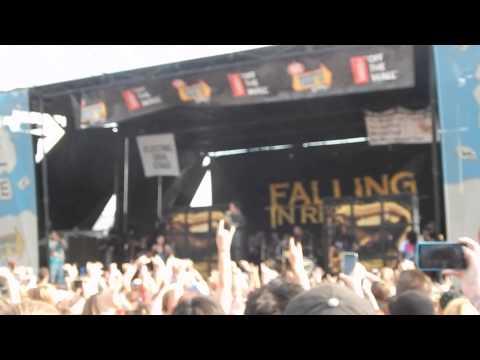 Falling In Reverse Vans Warped Tour