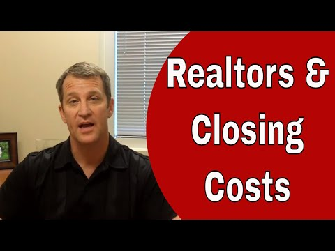 Realtors & Buyer Closing Costs - What Does Your Realtor Know...?