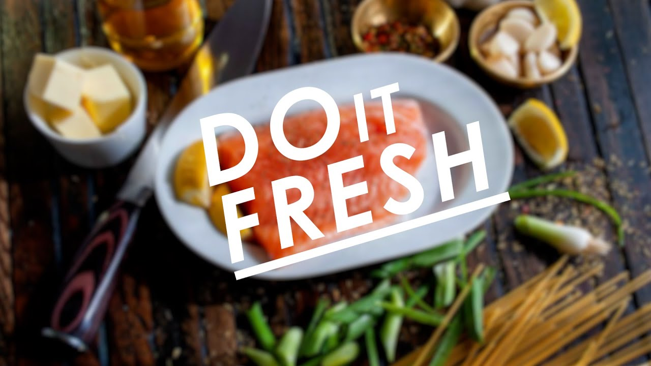 DO IT FRESH | Look and Feel Teaser
