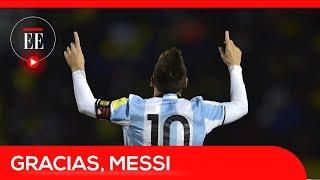 Messi, un fenómeno al que no le admiten los fracasos   El Espectador