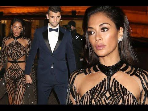 Look away, Matt Terry! Nicole Scherzinger walks hand-in-hand with new boyfriend