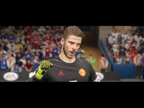 FIFA 17 | David De Gea Cinematic Montage