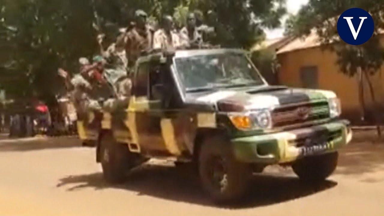 Un golpe de militares protagoniza un golpe de estado en Mali