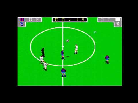 Juego Futbol Arcade Retro 1988 Video Game Anos 80 90 Youtube