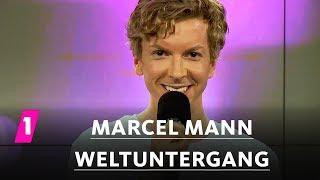 """Marcel Mann: """"Weltuntergang"""""""