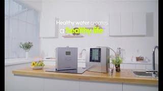 물과 사람을 생각하는 단 하나의 기업(메디쿠아 알칼리 …