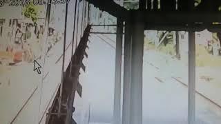 Ketabrak kereta