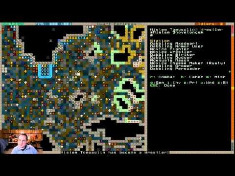 Dwarf Fortress - Grizzlefloors - Part 3/4