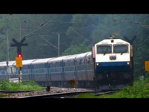 Trains at Malleswaram - Indian Railways