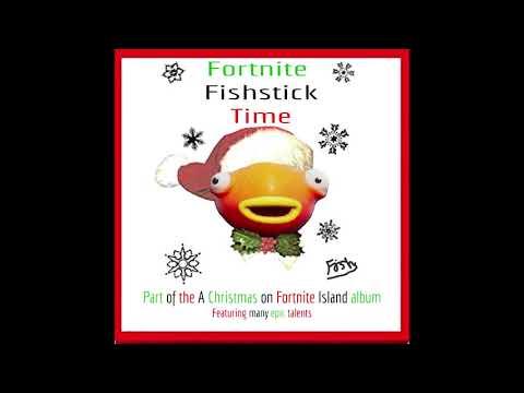 Fortnite Fishstick Time
