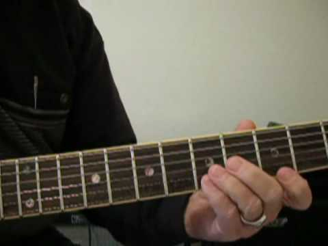 The Shadow of Your Smile - Jazz Guitar Chord Solo by Sammy Latture ...