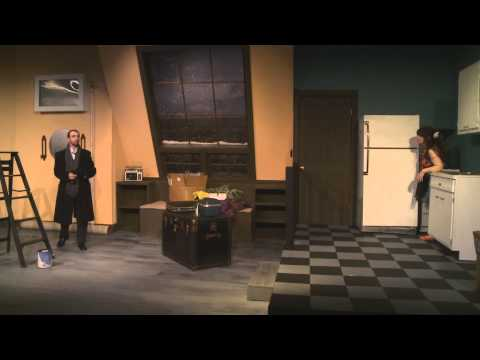 Barefoot in the Park, by County Seat Theater Co