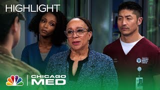 Coming Back with a Court Order - Chicago Med Episode Highlight