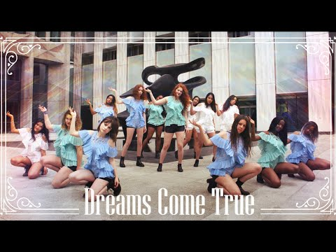 WJSN (우주소녀) - Dreams Come True Dance Cover by RISIN'CREW from France