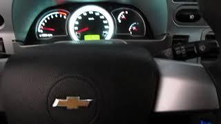 Ручка КПП  от Chevrolet Captiva  с подсветкой в Nexia N-150.