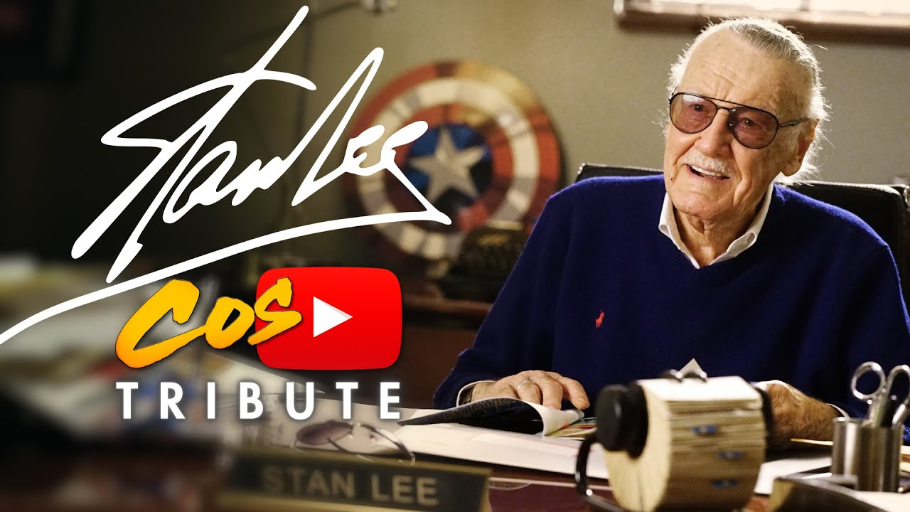 Stan Lee - A Cosplay Tribute
