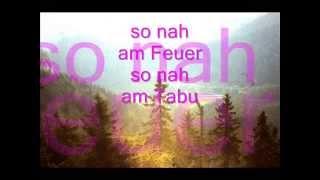 Stefan Waggershausen & Alice - So nah am Feuer - meine Cover-Version (+lyrics)