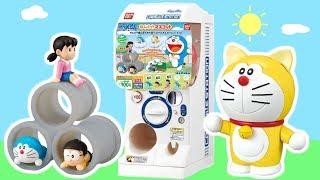 日本扭蛋奇趣蛋哆啦A梦 Cashapon  Doraemon  surprise eggs