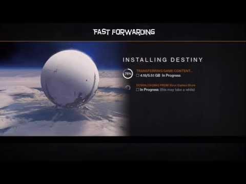 Destiny - Installation