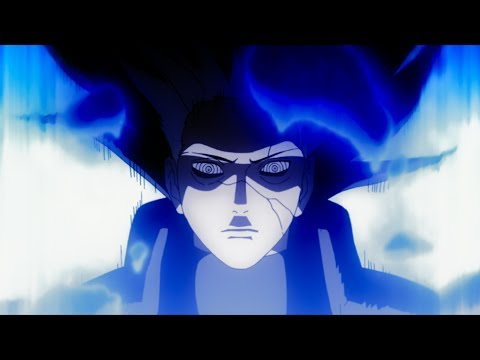 【AMV】Madara The 5 Kages「Full Battle」- Naruto Shippuden HD