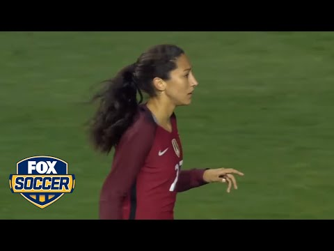 USWNT edges Germany, 1-0 | 2017 SheBelieves Cup | FOX SOCCER