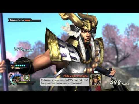 [3] Samurai Warriors 4-2 - Naomasa Ii - Battle of Komaki-Nagakute