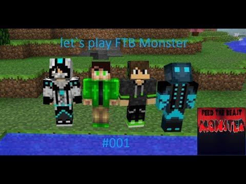 FTB Monster #001 Der Anfang