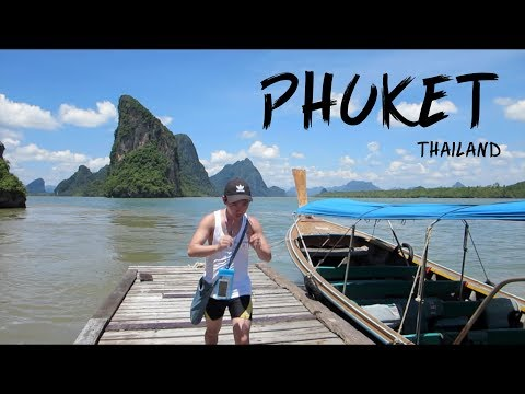THIS IS PHUKET, THAILAND.