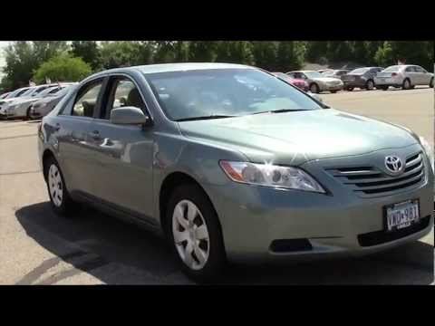 2008 toyota camry le youtube. Black Bedroom Furniture Sets. Home Design Ideas