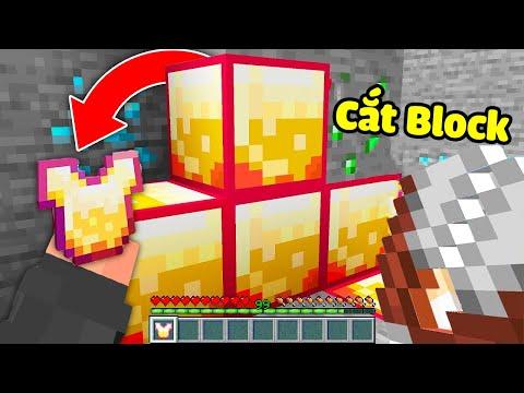 Zeros Minecraft Nhưng Bạn Có Thể Cắt Block