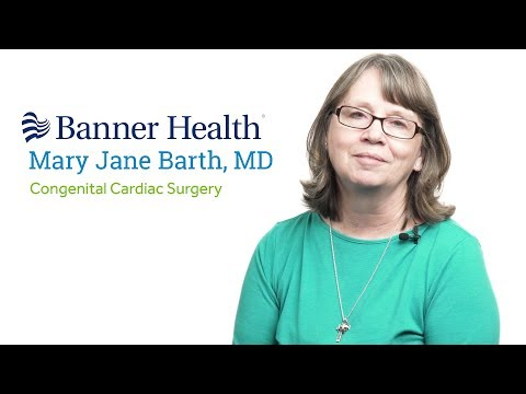 Mary-Jane Barth, MD   the Department of Surgery