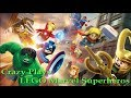 """""""Lets Play"""" - Crazy Plays """"Lego Marvel Super Heroes"""""""