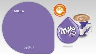 видео Горячий шоколад Tassimo Milka (Милка)