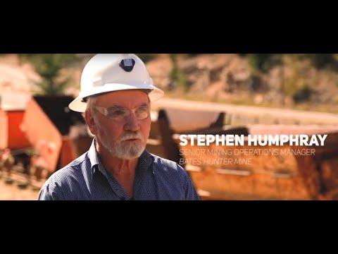 Stephen Humphray | Senior Mining Operations Manager At Bates Hunter Mill