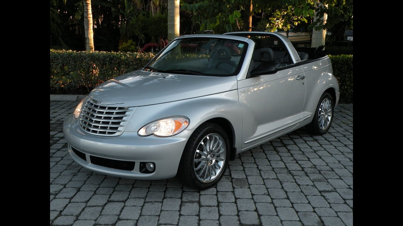 2006 chrysler pt cruiser gt convertible for sale auto haus of fort myers florida youtube. Black Bedroom Furniture Sets. Home Design Ideas
