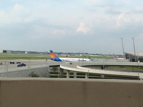 Indianapolis International Airport Spotting May 8, 2015 Spotting on the other side!