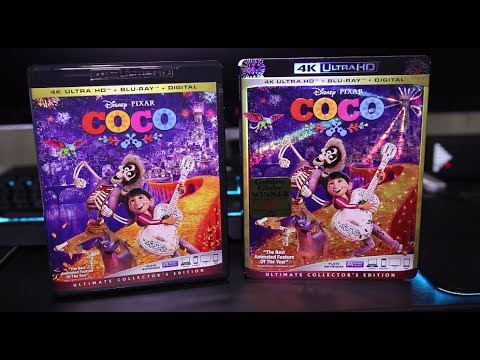 Coco 4K Blu-Ray Review