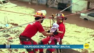 Ocurrió 2017: Golpeados por El Niño brutal