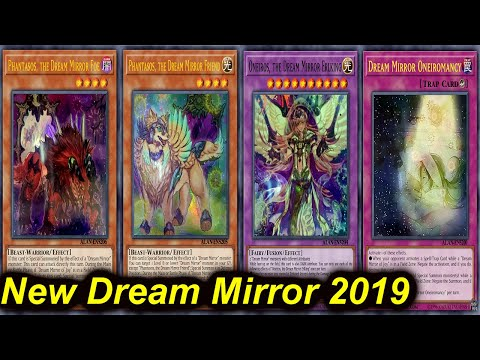 【YGOPRO】NEW DREAM MIRROR SUPPORT DECK 2019