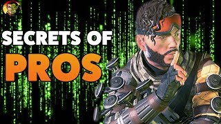 5 SECRETS THAT PRO PLAYERS ABUSE IN APEX LEGENDS
