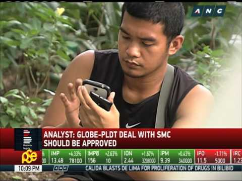 Globe-PLDT deal with SMC to be reviewed