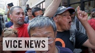 Chinese Multimillionaire Dupes New York's Homeless